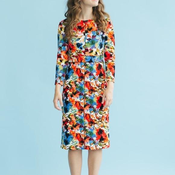 0e11256d2c Sonnet James Coco Floral Dress. M_5bc0df7061974569f0f12233